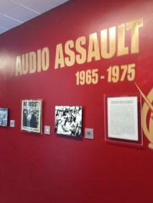 Current Exhibit | Audio Assault: Sights & Sounds of the Black Power Movement 1965-1975