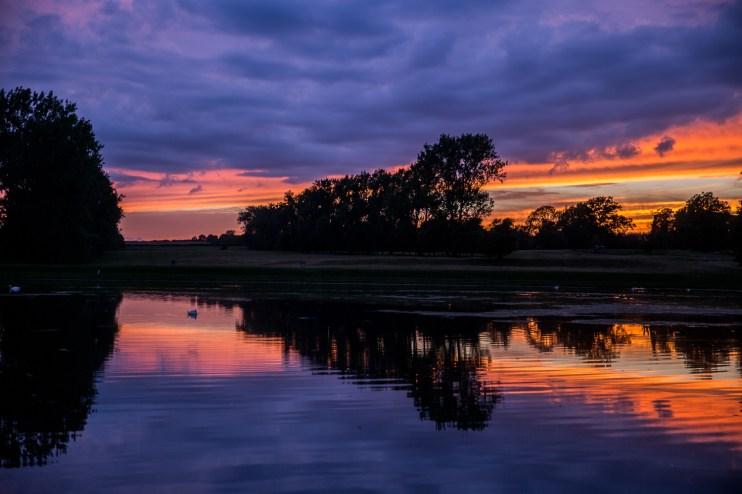 Greenbelt Sunset
