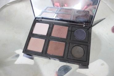 Laura mercier custom eyeshadow and eyeliner palette
