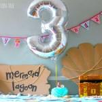 Mermaid Birthday Party Ideas The Imagination Tree