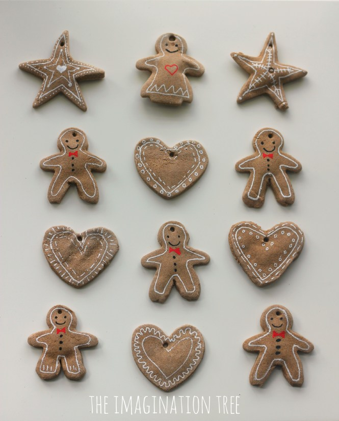 Homemade Christmas Decorations Flour Ornaments You Can Make With Corks