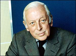 Alistair Cooke self-discipline