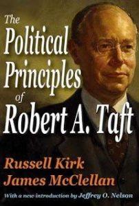 87-Political Principles of Robert Taft