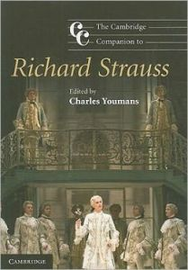 Cambridge Companion to Richard Strauss