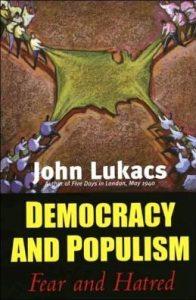 democratic disorder