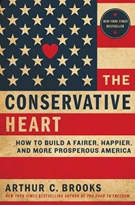 The Conservative Heart Arthur Brooks