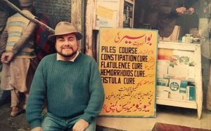 Stephen Masty in Central Asia