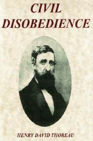 Thoreau S Civil Disobedience A Living Document The