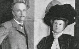 Richard Strauss and Pauline de Ahna