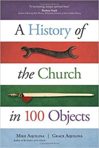 history church 100 objects