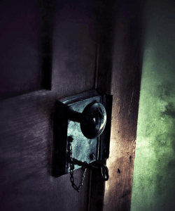 door in the dark
