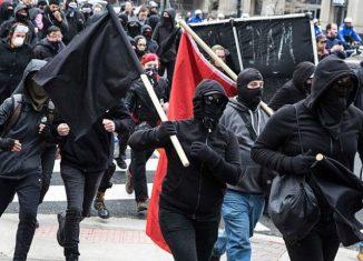 Antifa Riot