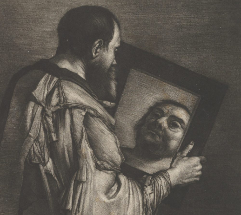 Socrates Looking in a Mirror