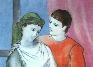 Picasso The Lovers