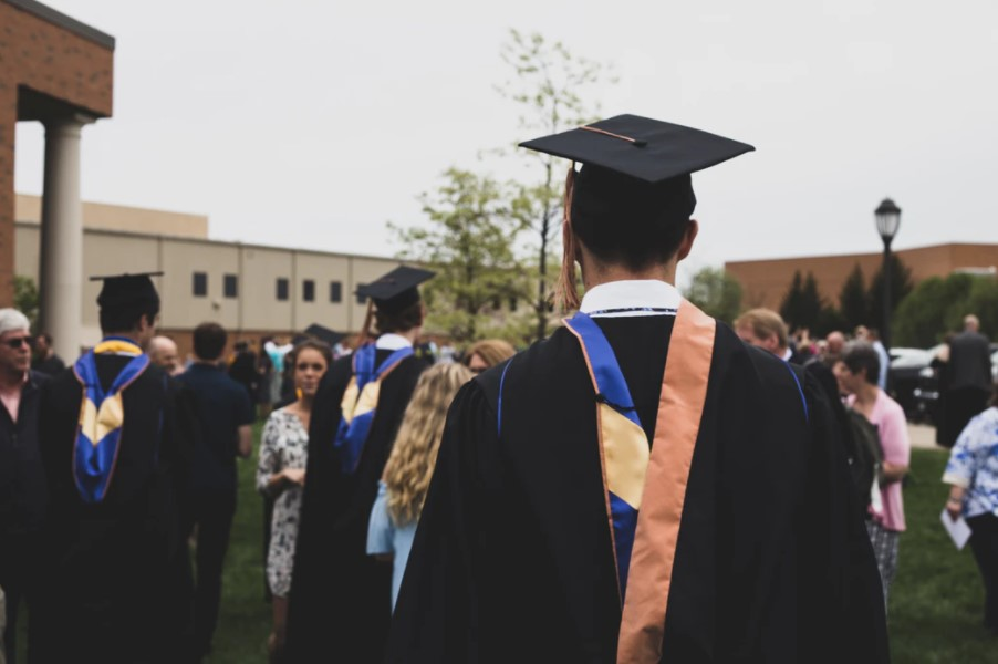Graduation Day: Do You Want to Change the World?