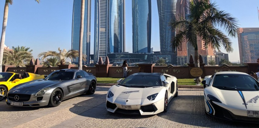 Emirates Palace Cars