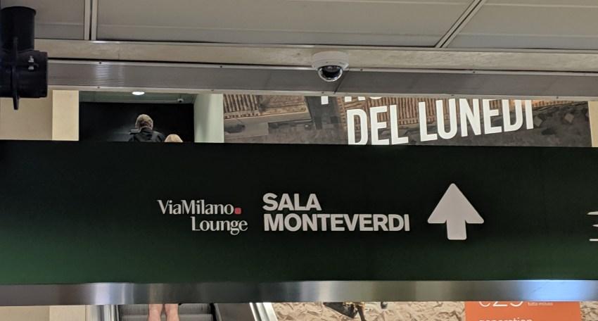 Sala Monteverdi Milan