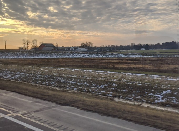 Greyhound Views
