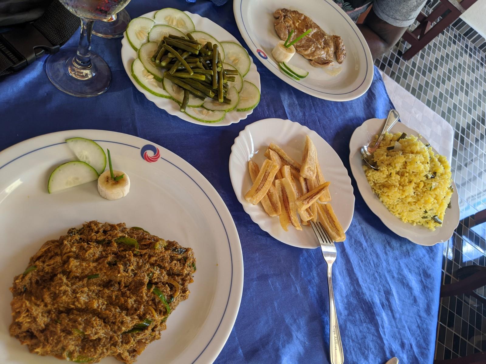 Baracoa Food
