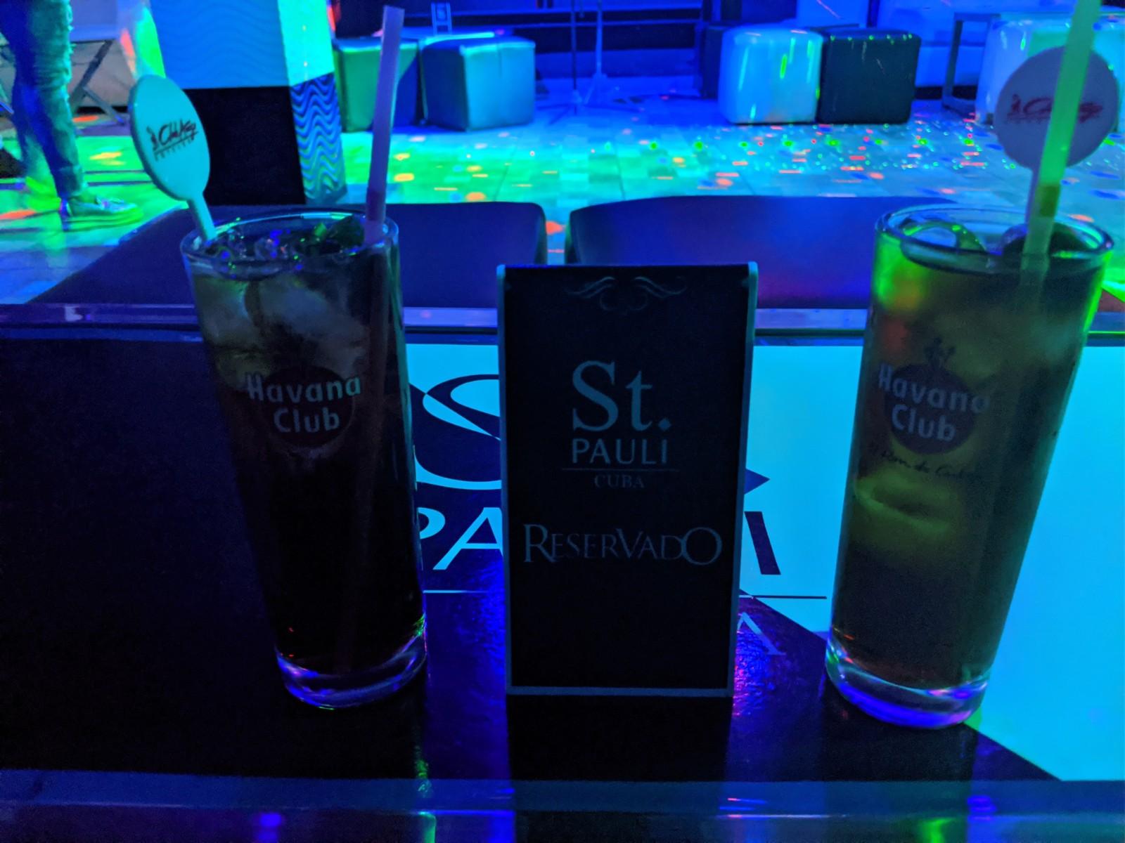 St Pauli Santiago de Cuba