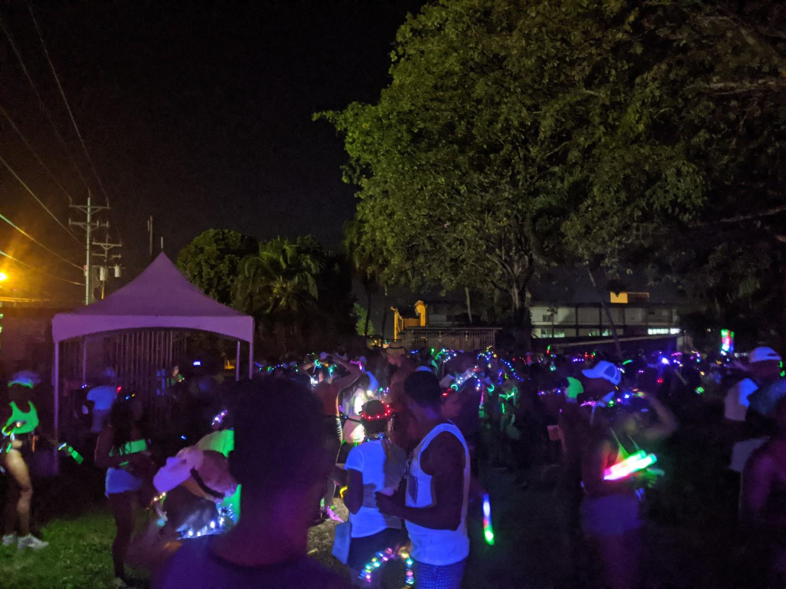 Pandemonium Trinidad 2020