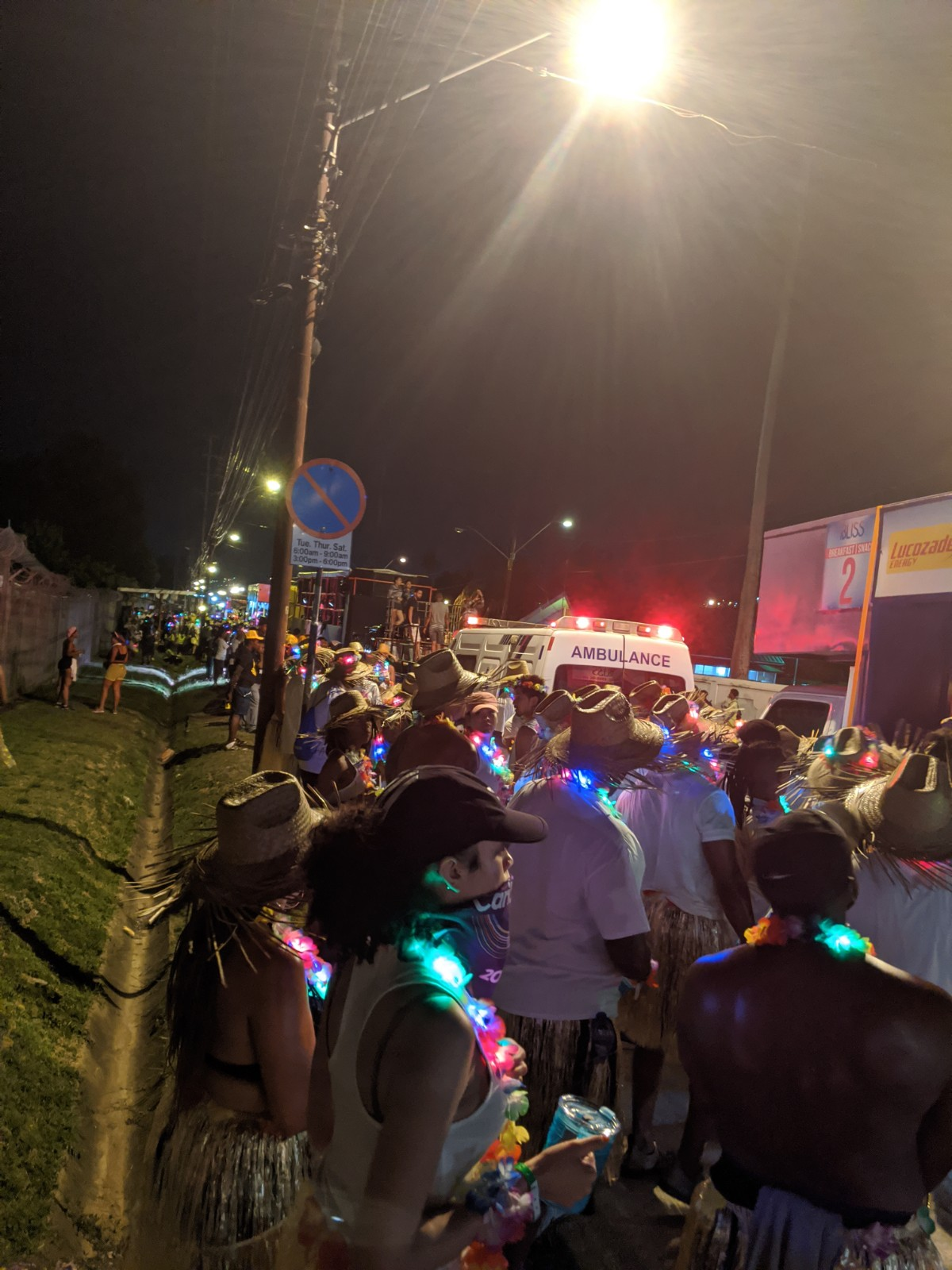 Red Ants Jouvert 2020