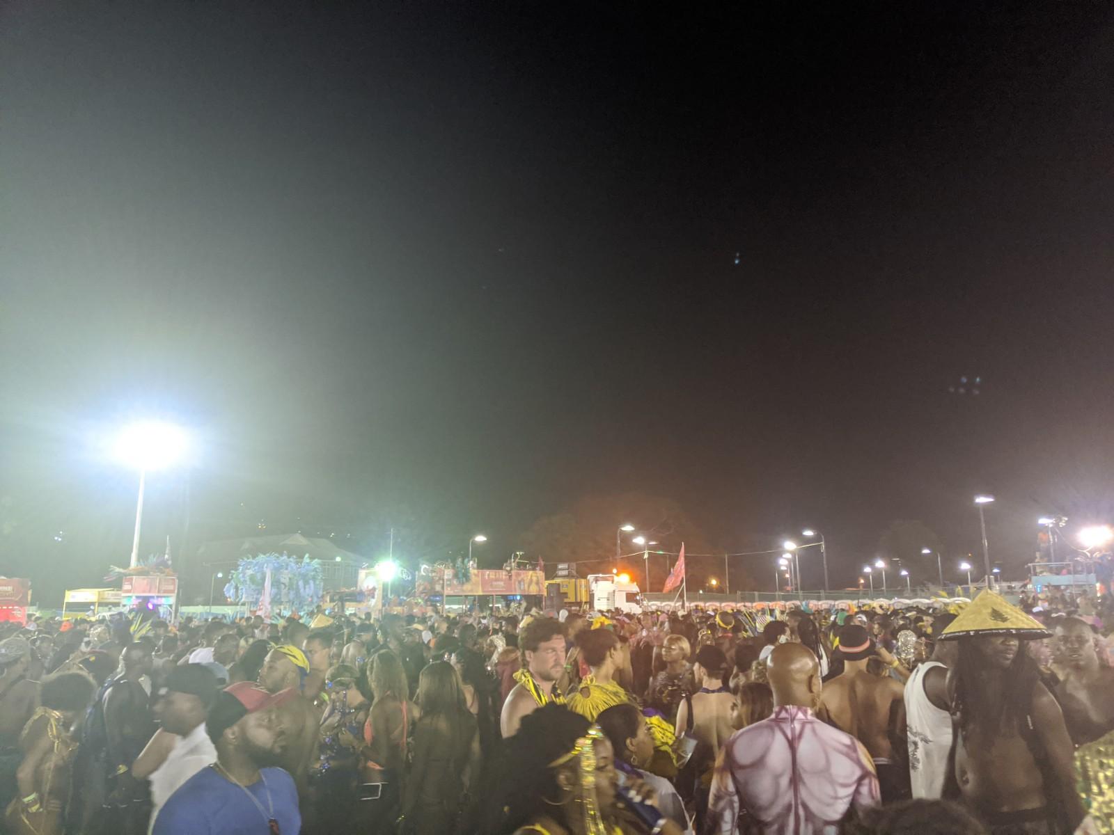 Trinidad Carnival 2020
