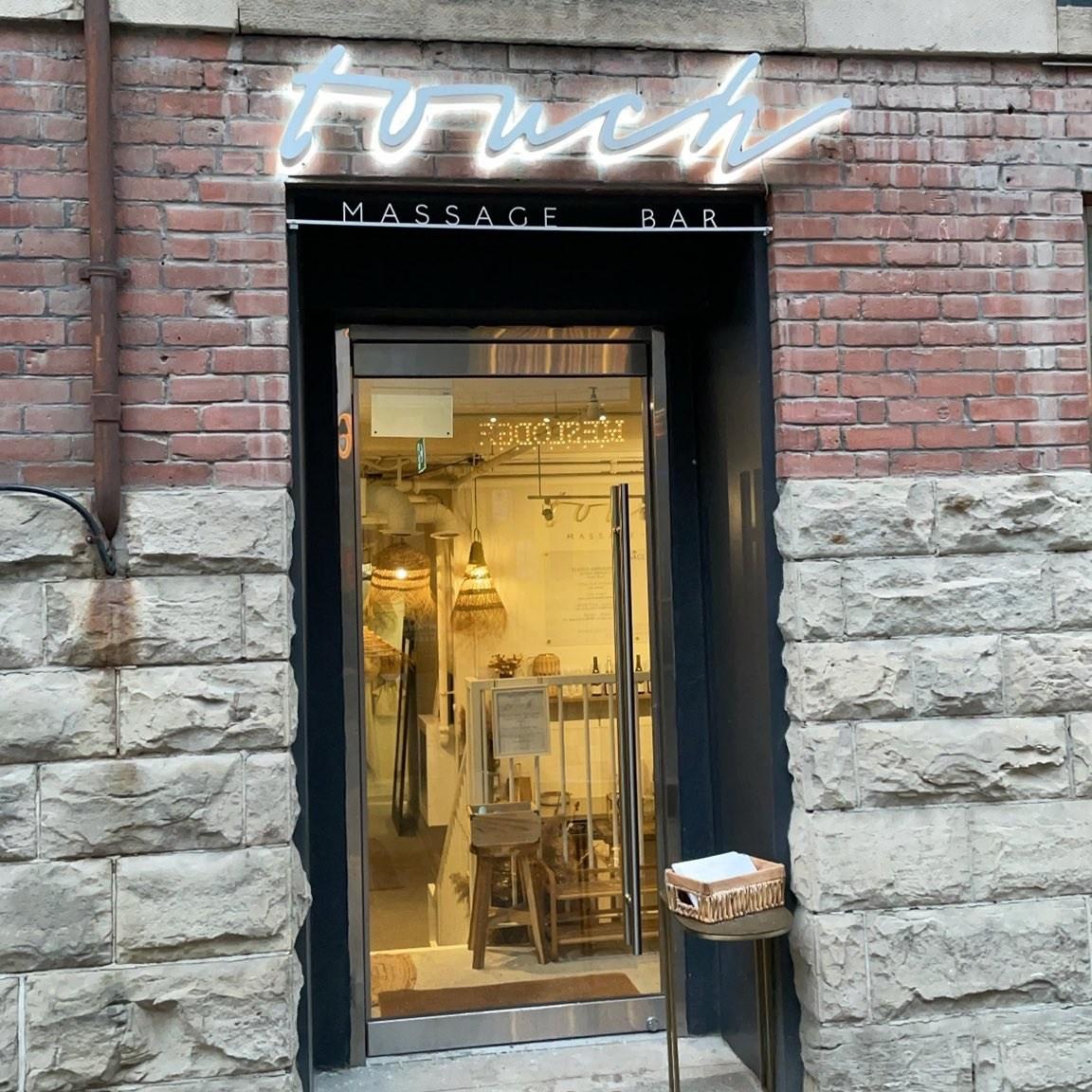 Touch Massage Bar