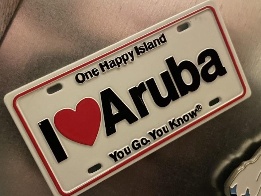 Aruba Magnet