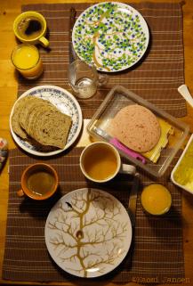 12) breakfast