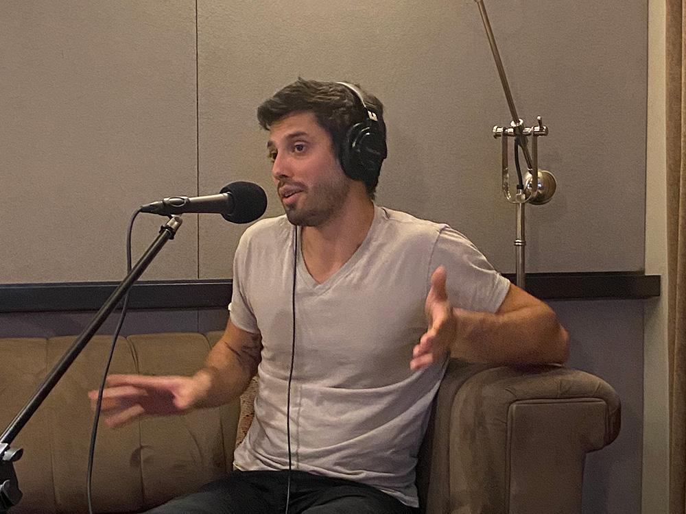 Momentum App Founder Nick Fitz