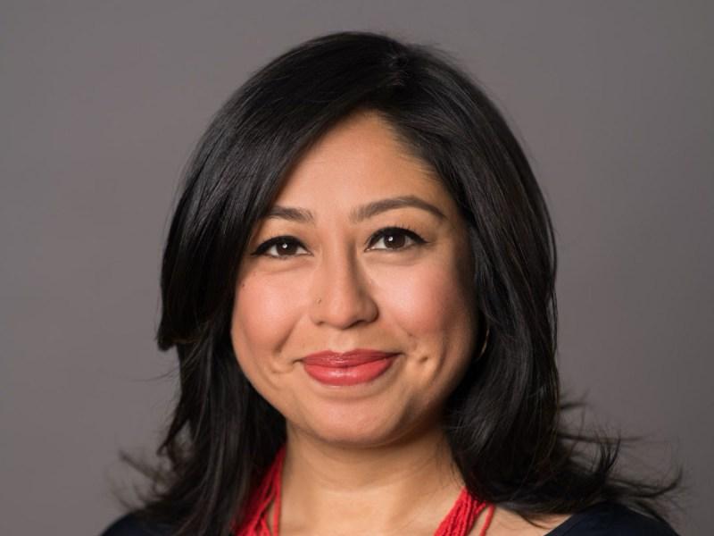 Cristina Jiménez portrait