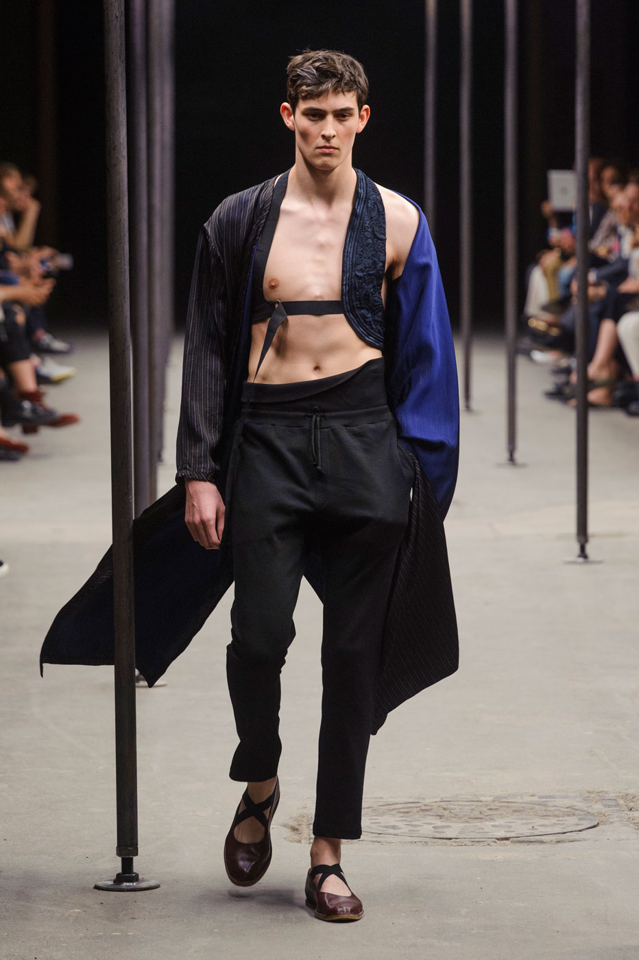 Dries Van Noten Men 39 S Spring 2015 Fashion Show The Impression