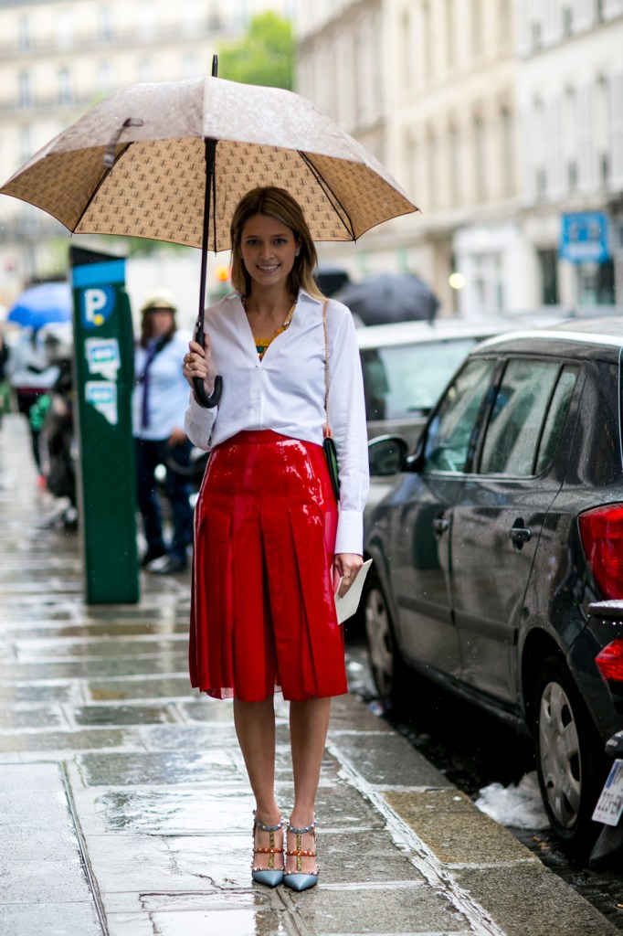 The Best Of Paris Couture Fashion Week Street Style Day 3