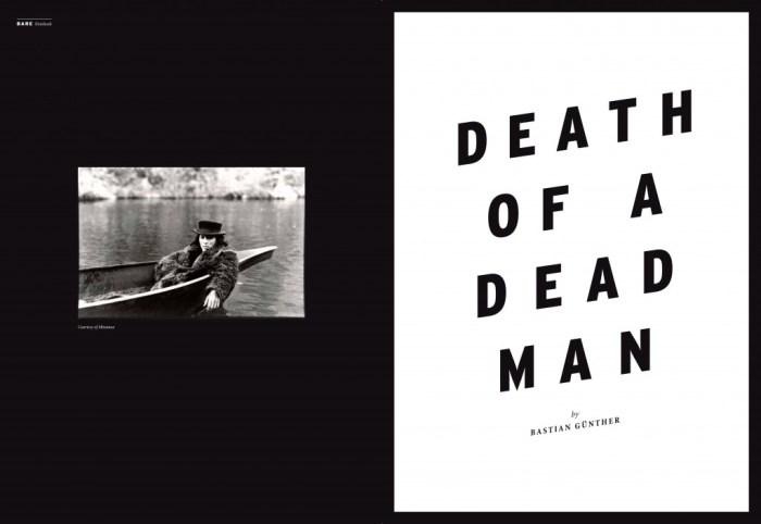 death of a deadman 2