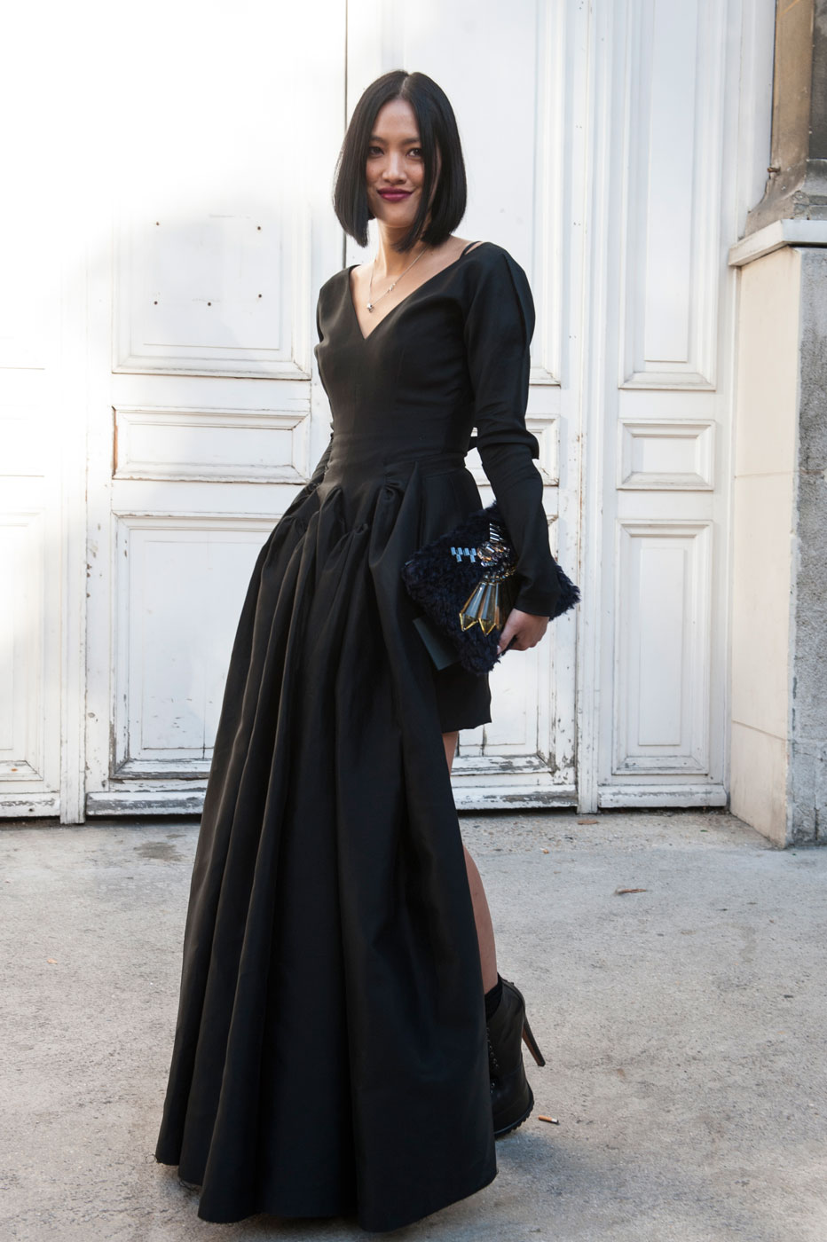 The Best Of Paris Fashion Week Street Style Day 5