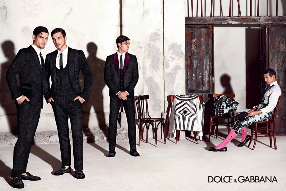 Dolce-Gabbana-spring-2015-the-impression-14