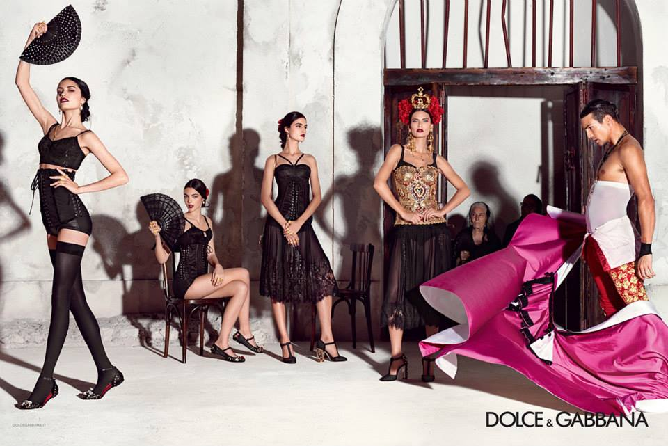 Dolce-Gabbana-spring-2015-the-impression-3