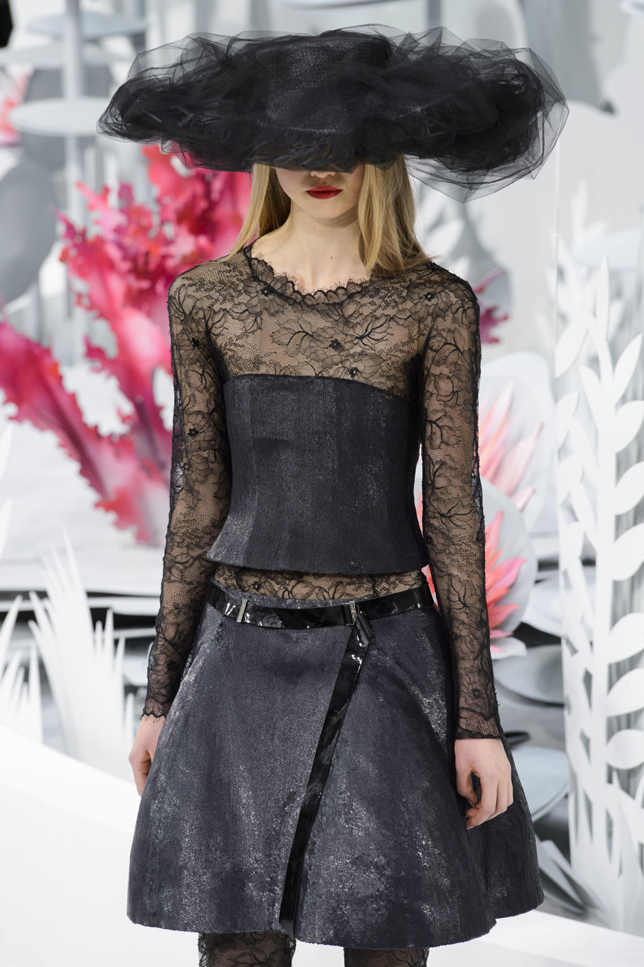 chanel couture spring 2015 fashion show the impression