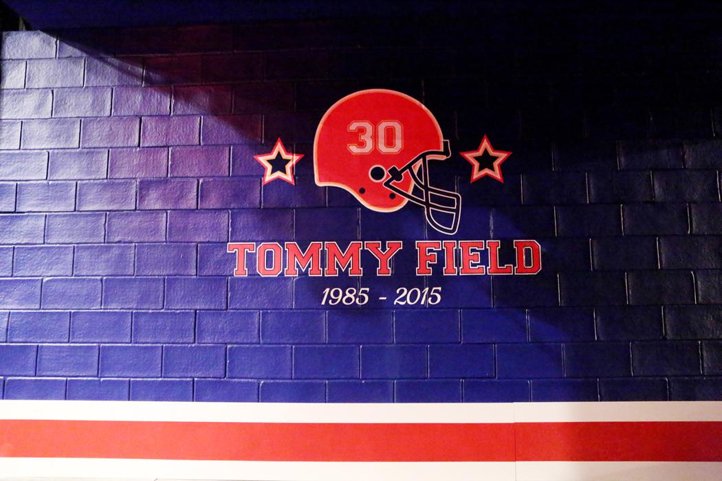 Tommy Hilfiger Field 1