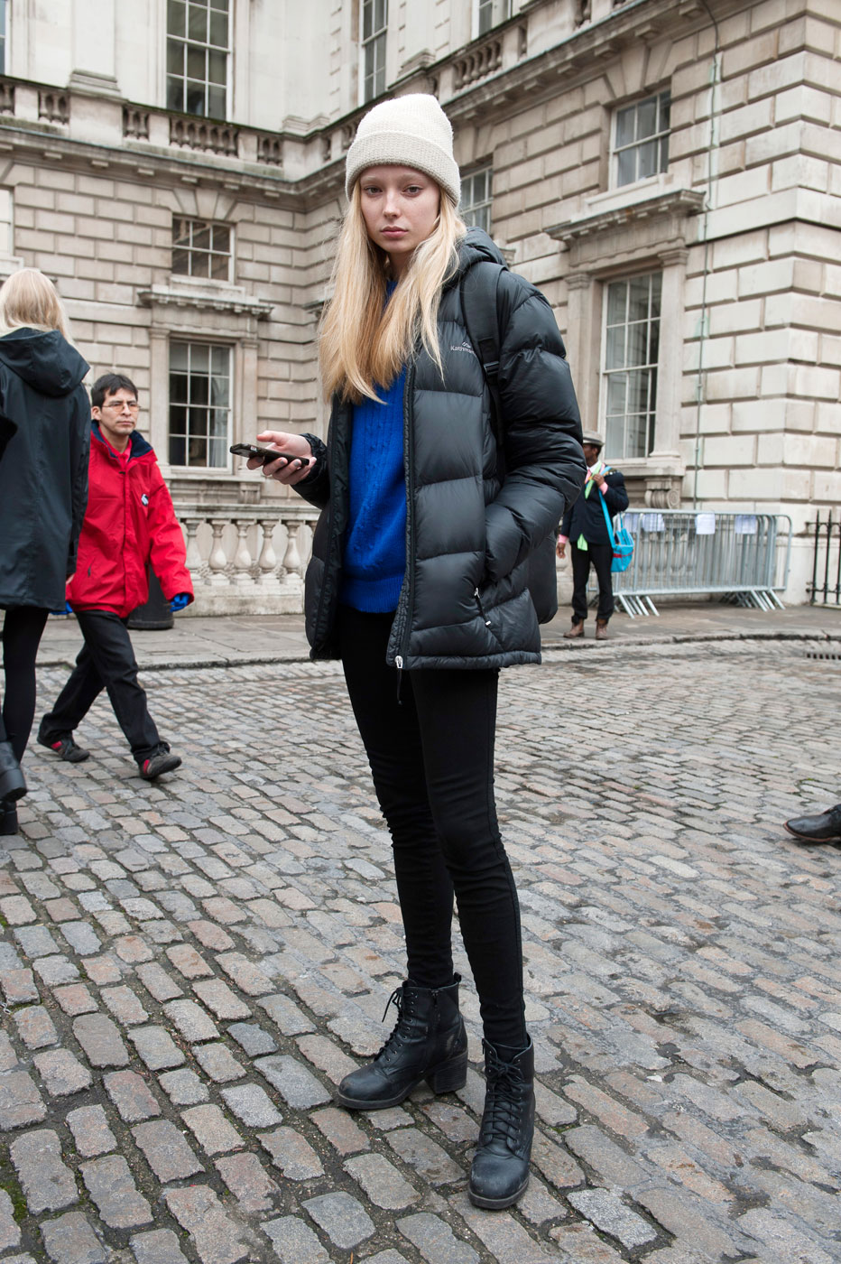 The Best Of London Fashion Week Street Style 2015 Day 1 The Impression