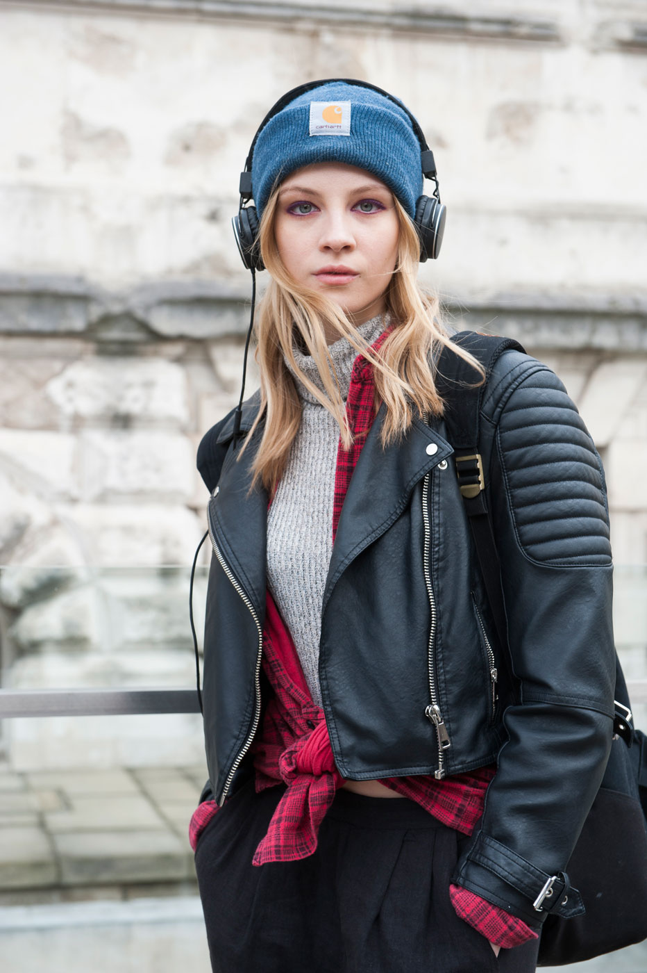 The Best Of London Fashion Week Street Style 2015 Day 5 The Impression