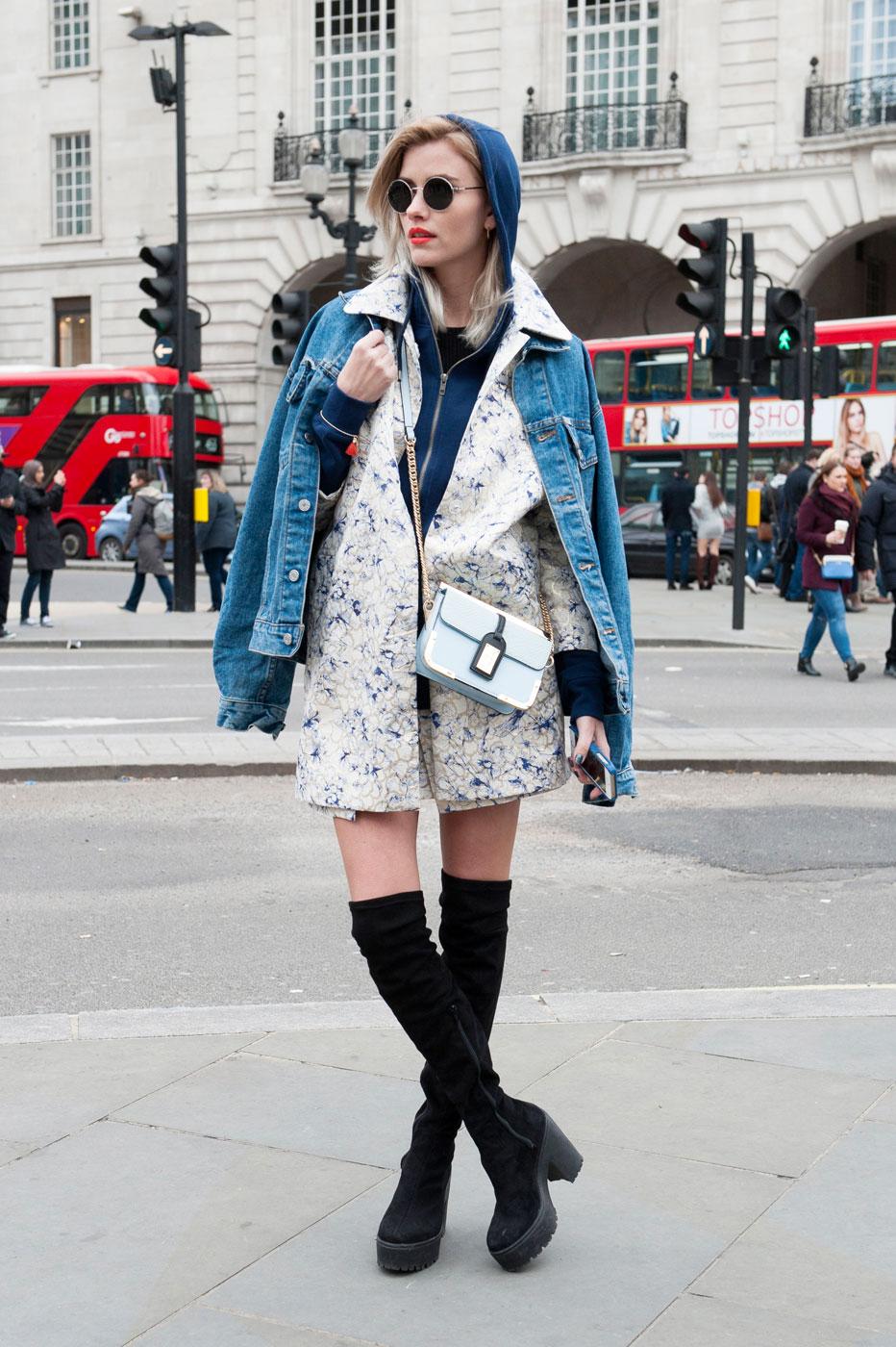 London str RF15 2640
