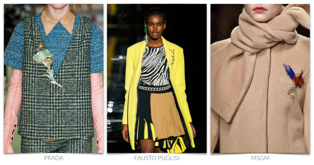 Bow Blouses, Tangram Prints, Brooches.001 3