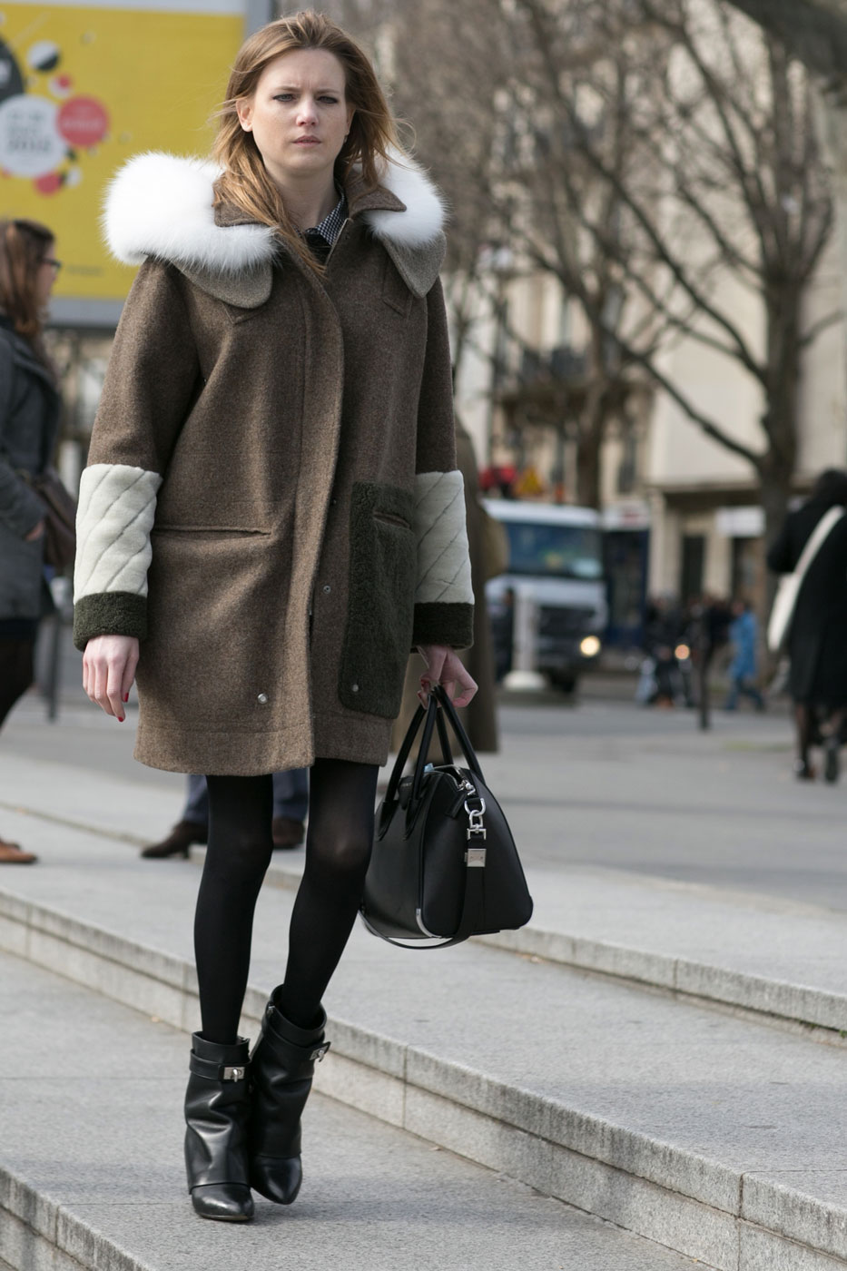 The Best Of Paris Fashion Week Street Style 2015 Day 1 The Impression