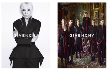 Givenchy Fall 2015 Campaign Feature Image