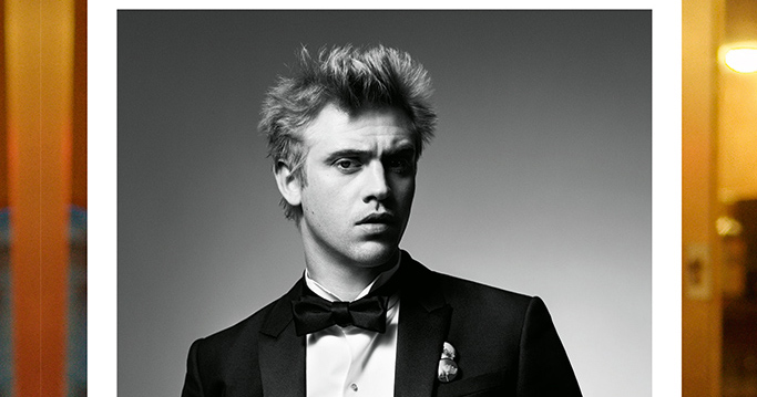 Boyd Holbrook Dior Homme Fall 2015 Campaign Image