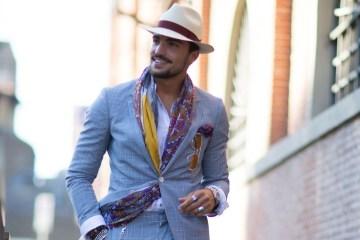top 5 dapper men's street style