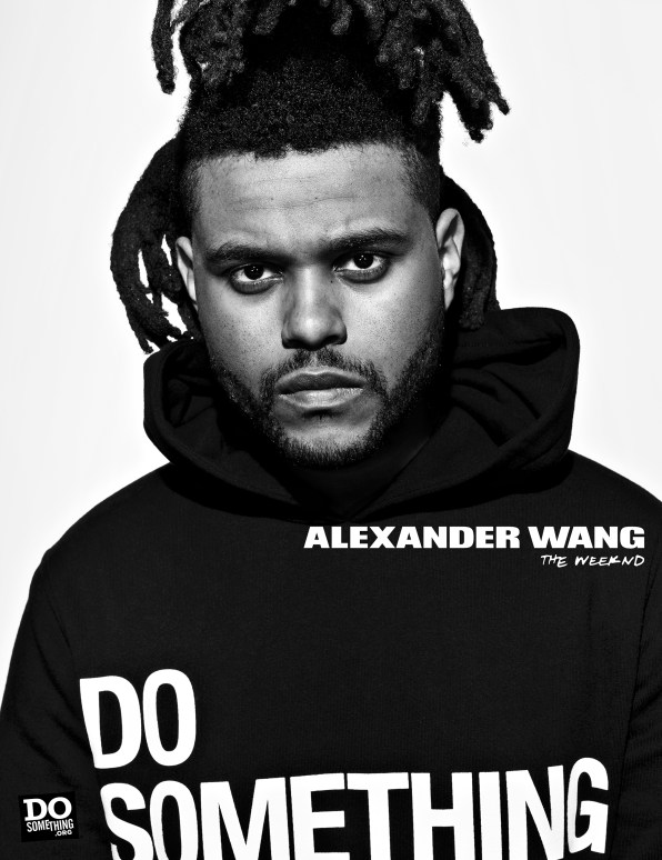 1 THE WEEKND - AW X DOSOMETHING