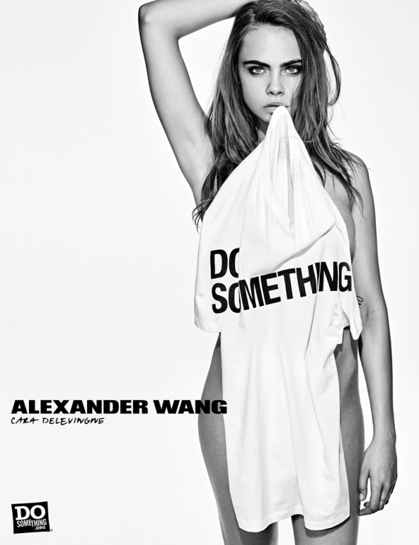 8 CARA DELEVINGNE - AW X DO SOMETHING